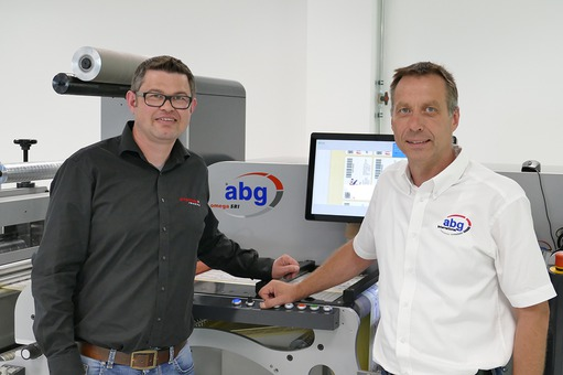 Application story ABGraphic: Ralf Wirtz (right) Georg Schelle (left)