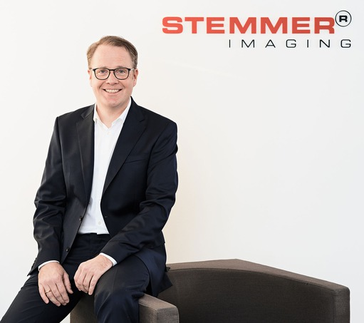 Arne Dehn, Chief Excecutive Officer, STEMMER IMAGING AG