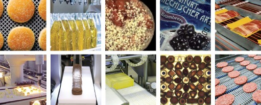 Vision technology for the food and beverage industry