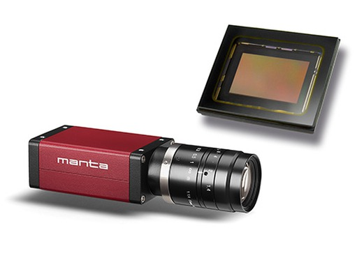 Manta G-235 from Allied Vision with the new IMX174 sensor from Sony