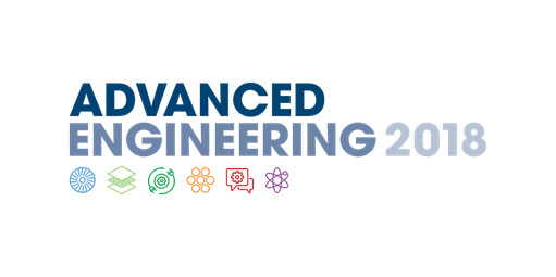 Advanced Engineering 2018, NEC Birmingham, 31 October - 1 November, 2018