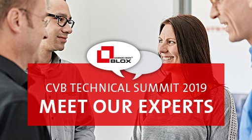 CVB Technical Summit | 22-23 May 2019 | Freising near Munich