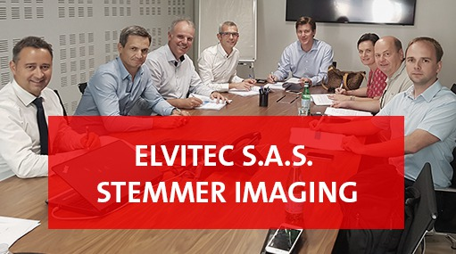 STEMMER IMAGING expands market share in France by acquiring ELVITEC S.A.S.
