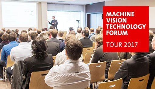 Forum technologique de vision industrielle 2017 stemmer for Salon vision industrielle