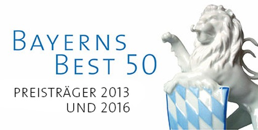 """Bavaria's Best 50"" award for STEMMER IMAGING"
