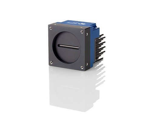 Teledyne DALSA Linea HS 8K - front view with sensor