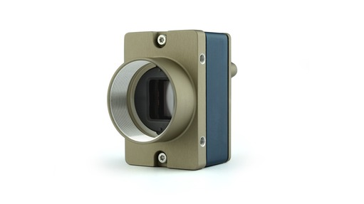 Teledyne DALSA Genie Nano Front area scan CMOS industrial machinevision camera