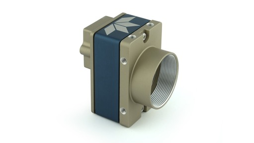 Teledyne DALSA Genie Nano area scan CMOS industrial machinevision camera