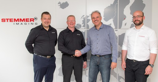 The beginning of a new partnership between STEMMER IMAGING and Specim Spectral Imaging