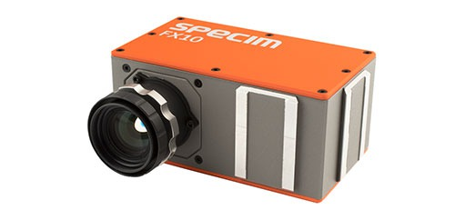 FX10 hyperspectral camera from the Finnish manufacturer Specim