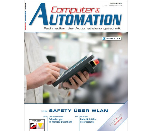 Computer & Automation, 10/2016, Cover