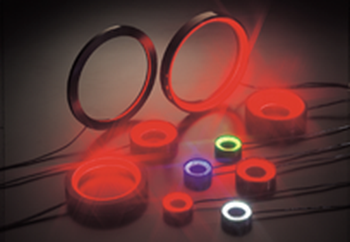 Examples of LED ring lights