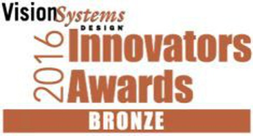 Vision Systems Design: 2016 Innovators Awards - Bronze level honorees