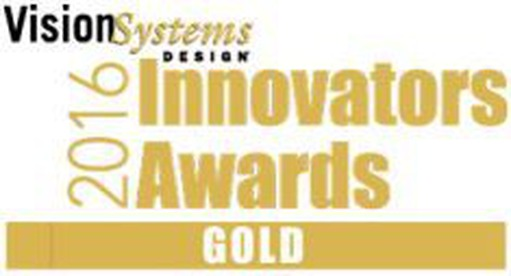 Vision Systems Design: 2016 Innovators Awards - Gold level honorees