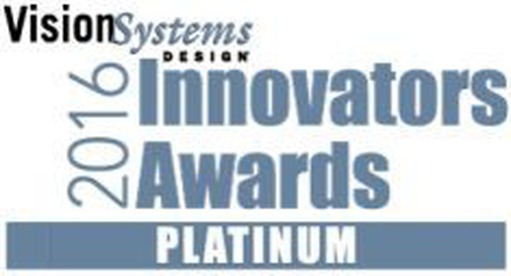 Vision Systems Design: 2016 Innovators Awards - Platinum level honorees