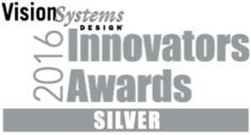 Vision Systems Design: 2016 Innovators Awards - Silver level honorees