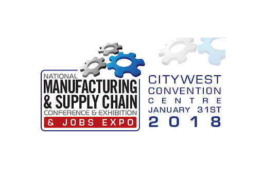 National Manufacturing & Supply Chain Conference & Exhibition in Dublin