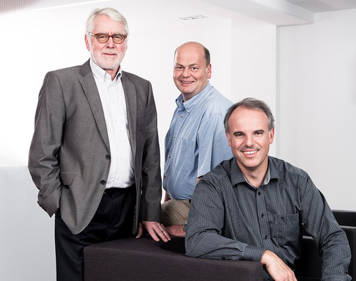 STEMMER IMAGING - Management - Wilhelm Stemmer, Christof Zollitsch, Martin Kersting