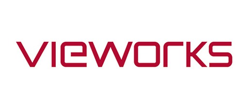 Vieworks company profile logo
