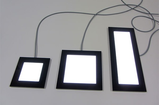 Funktionsmuster Backlight seelectorLUX OLED