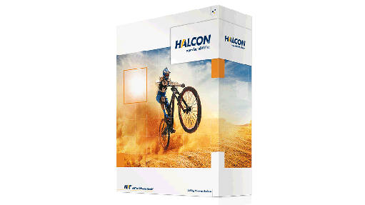 HALCON Softbox Progress 20.11