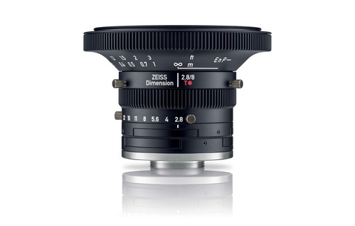 ZEISS Dimension ultra high-performance C-mount lenses