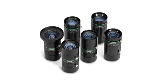 "Fujinon CF-ZA-1S - 12 MP lenses with a 1.1"" image circle"