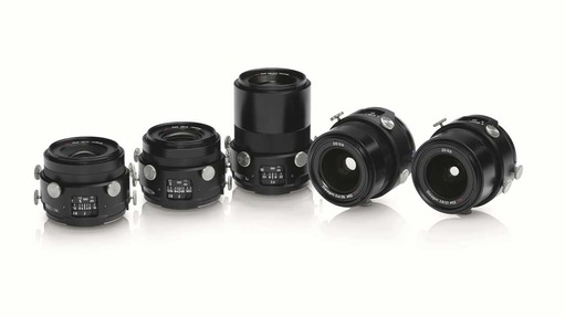 Zeiss Interlock Compact Lenses