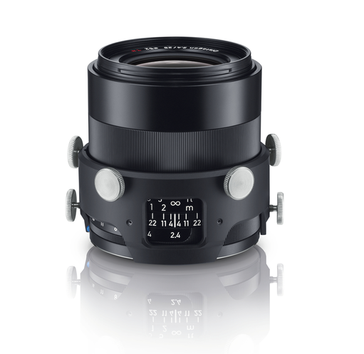 New model: Zeiss Interlock range of compact lenses