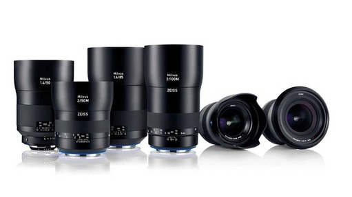 Zeiss Milvus Group optics