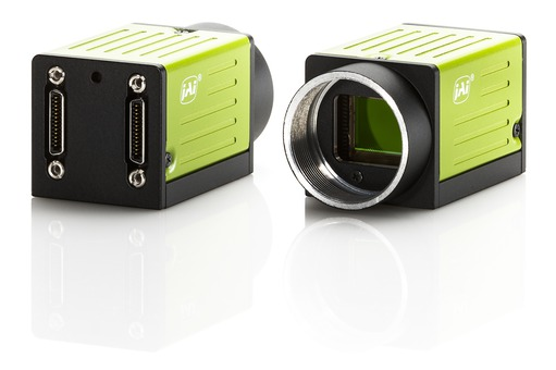 JAI Go 5101-PMCL - 5.1 MP CMOS camera with up to 35 fps.