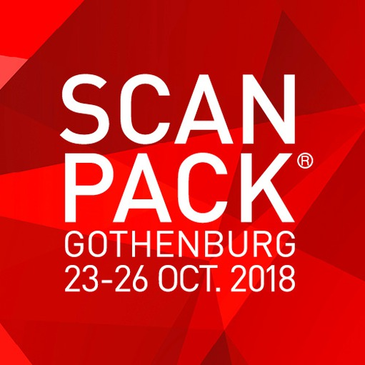 Scanpack 2018, Gothenburg, 23-26 October 2018