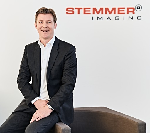 Lars Böhrnsen, Chief Financial Office, STEMMER IMAGING AG