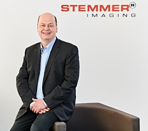 Martin Kersting, Chief Technical Officer, STEMMER IMAGING AG