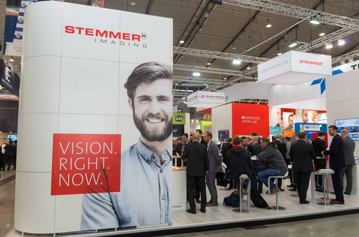 STEMMER IMAGING at Vision 2016 in Stuttgart