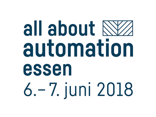 all about automation Essen, June 6-7, 2018