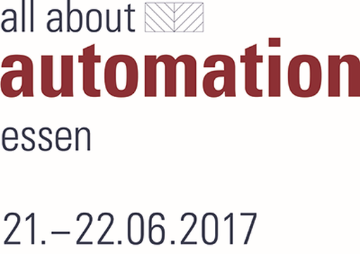 all about automation Essen, June 21 - 22, 2017