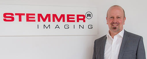 Jörg Schmitz, Senior Key Account Manager, STEMMER IMAGING
