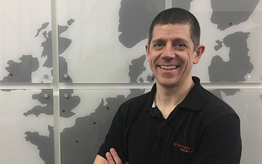 Rob Webb, Technical Specialist, STEMMER IMAGING