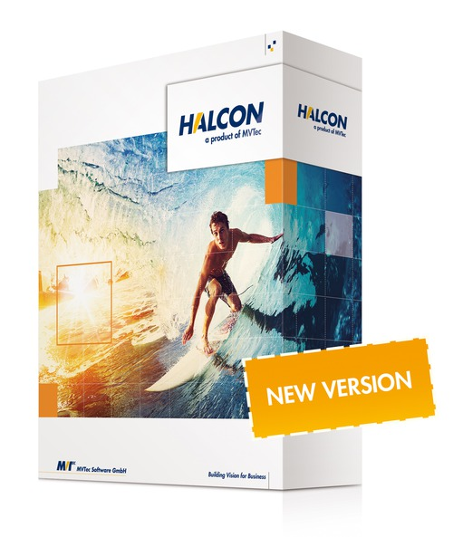 Halcon - machine vision software from MVTec