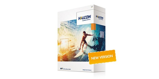 HALCON 19.05 - machine vision software from MVTec