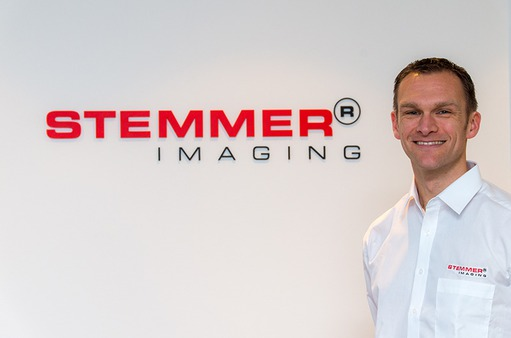 Dr. Jonathan Vickers, Common Vision Blox Product Manager at STEMMER IMAGING