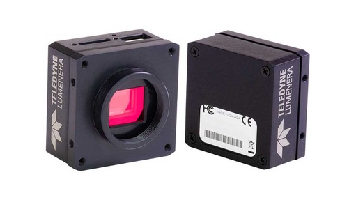Lumenera LT compact camera with USB3 interface