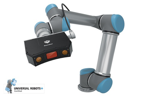 Intelligent Pick-and-Place with a 3D vision-guided robot
