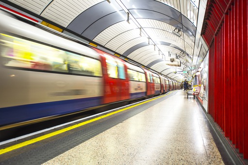 Application Story London Underground: Automated Track Monitoring System