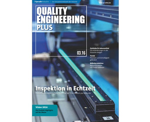 Quality Engineering Plus - 03/2016 - Cover