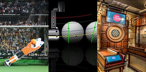 Imaging systems for sports tracking | STEMMER IMAGING