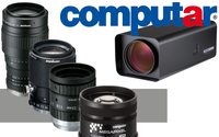 Computar macro zoom and telecentric lenses