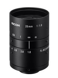 Ricoh lenses for 9 megapixel cameras