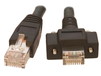 Network cables for GigE Vision cameras